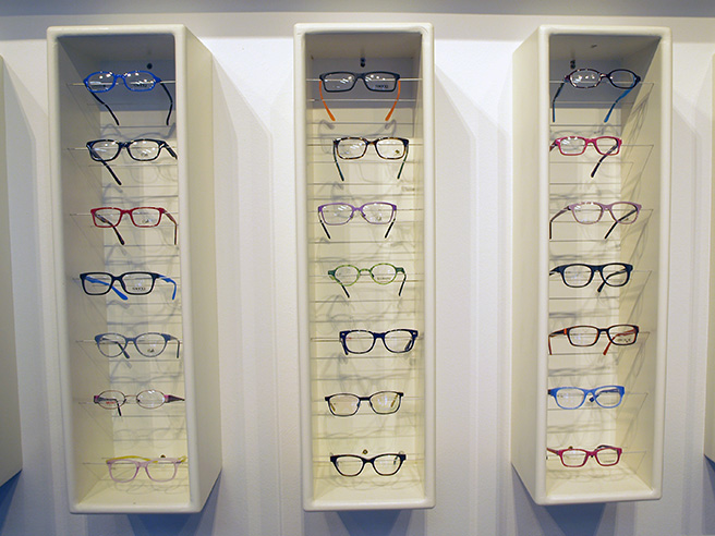 collectie kinderbrillen Optique Labryere, Dorpsstraat 575 Noord-Scharwoude