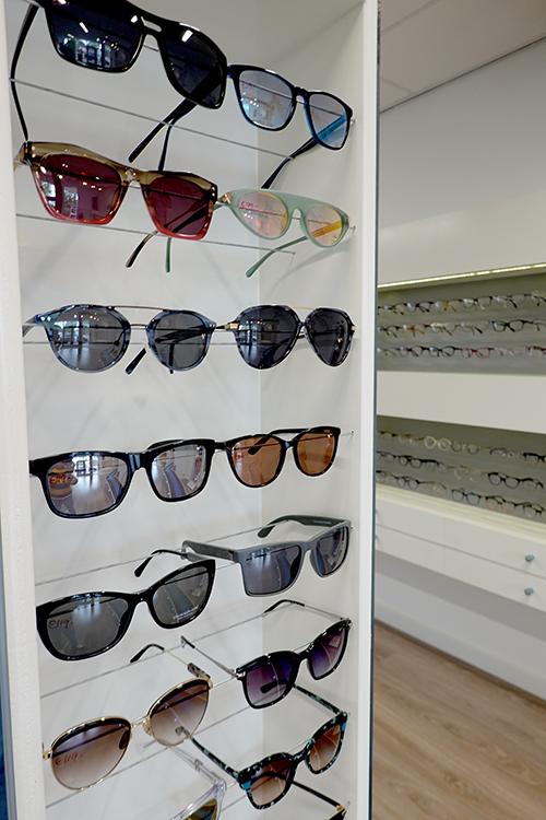 greep uit de zonnebril collectie van optique labruyere in noord-scharwoude