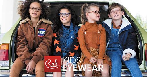 red kinderbrillen verkrijgbaar bij optique labruyere